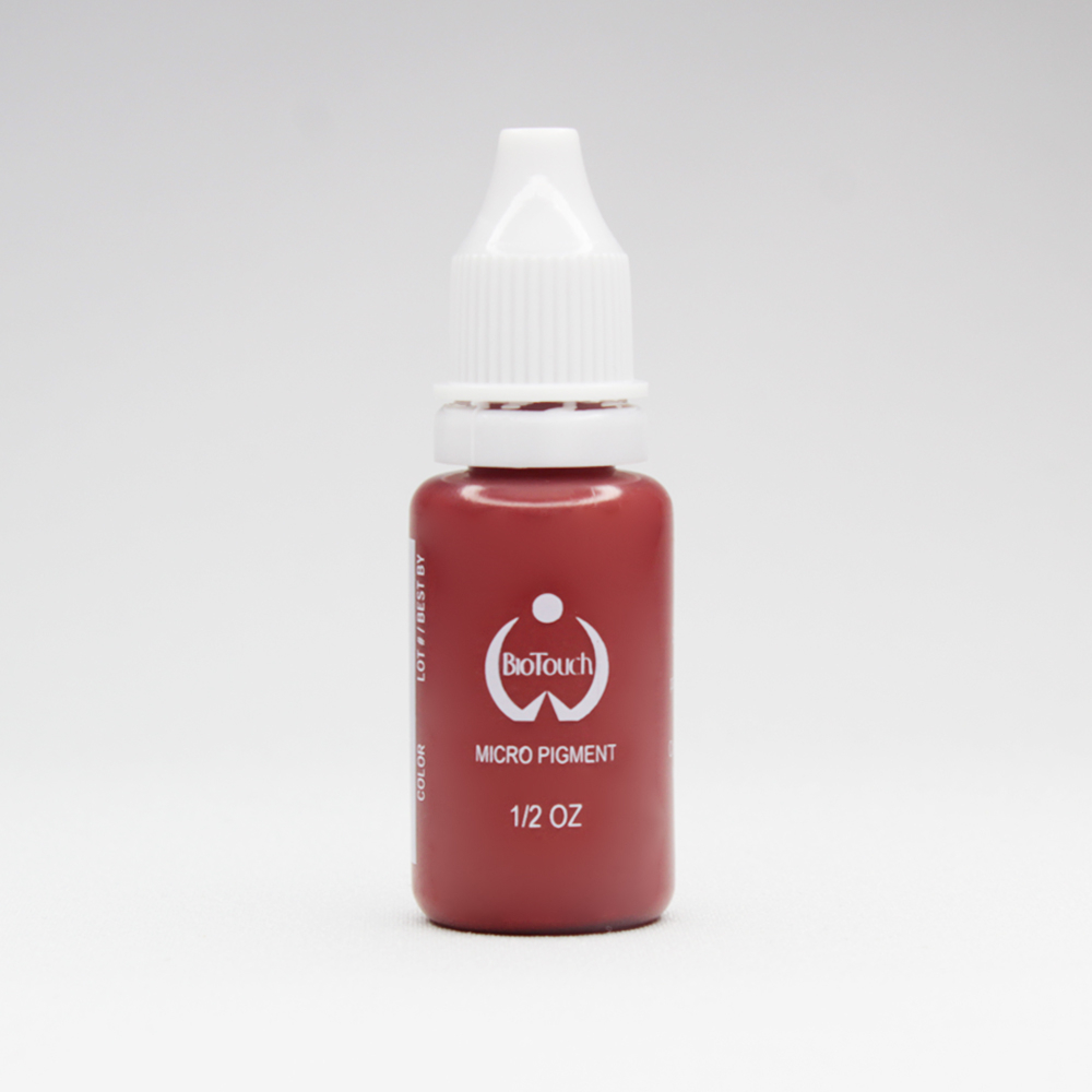 Biotouch Dark Red Micropigment 15 ml